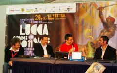 Lucca 2011: tutti i premiati del Trofeo RiLL e Premio SFIDA
