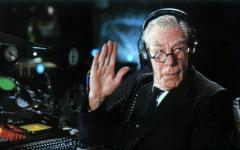 Addio a Michael Gough