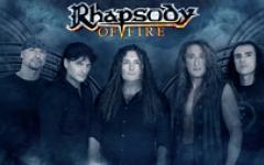 Il ritorno dei Rhapsody Of Fire