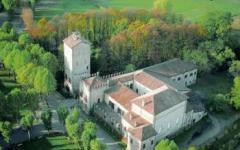 La sfida finale al Castello di San Secondo (PR)  alla ricerca dei Doni della Morte