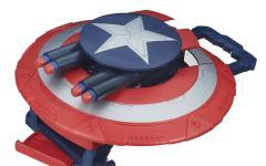 Captain America, dal grande schermo alle camerette per bambini