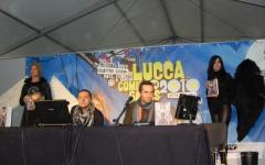 Lucca Games 2010: Scrittori alla ribalta
