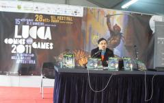 Lucca Comics & Games 2011: un sabato all'insegna di Fantasy Magazine
