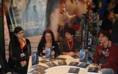 Lucca Comics & Games 2011: la presentazione di Stirpe Angelica