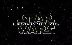 Partecipa al panel di Star Wars: Il Risveglio della Forza dall'Italia!