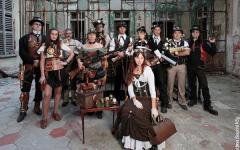 European Steampunk Convention: l'Associazione Steampunk Italia organizza un pullman