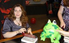 Stephenie Meyer scrive a FantasyMagazine