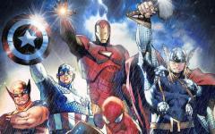 Supereroi: il mito in edicola