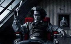 Sweeney Todd: The Demon Barber of Fleet Street vince il Golden Globe