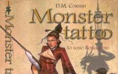Inizia la saga di Monster Blood Tattoo