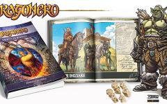 Lucca Games 2013: La presentazione del Gdr di Dragonero