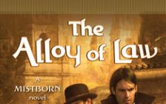 Mistborn: The Alloy of Law