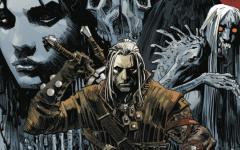 Inizia a dicembre la caccia del Witcher in fumetto