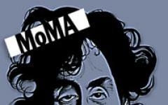 Tim Burton in mostra al MoMA