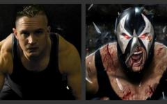 The Dark Knight Rises: Tom Hardy è Bane in muscoli e ossa