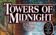 Brandon Sanderson: Towers of Midnight