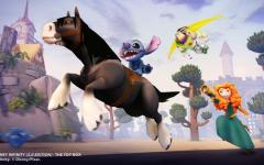 Tutte le anteprime Disney alla Games Week
