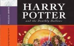 E' Tedesco il primo Deathly Hallows non anglofono