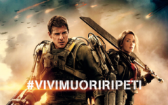 Edge of Tomorrow da oggi al cinema