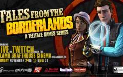 Anteprima mondiale di Tales from the Borderlands
