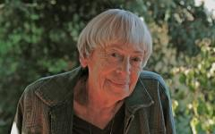 Ursula K. Le Guin premiata con il National Book Awards