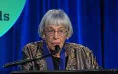 """Ursula K. Le Guin: """"Servono scrittori liberi"""""""