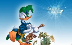 Wizards of Mickey si può giocare online, gratis