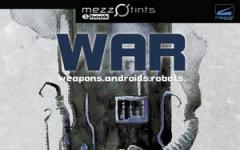 WAR - Weapons. Androids. Robots
