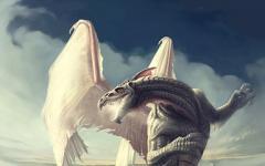 I draghi - Parte IV: mostri saggi al di là della Manica