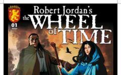 La ruota del tempo a fumetti