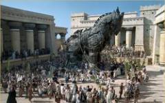 La guerra di Troy al botteghino