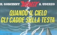 Gli alieni sono atterrati nel villaggio di Asterix