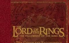 La compagnia dell'anello, in tre cd la versione estesa della colonna sonora