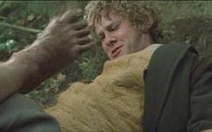 Elijah Wood indossa ancora i suoi... piedi da hobbit