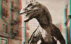 Al cinema con il dinosauro