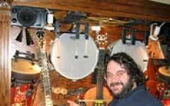 Peter Jackson: la robot band