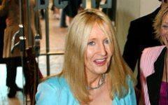 La vita di J.K.Rowling è di scena a Cordele