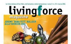 LIVING FORCE Magazine numero 10