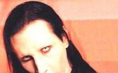 Marilyn Manson live in Milan
