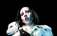 Marilyn Manson, proteste per lo show