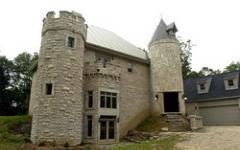 Un castello ispirato a Harry Potter e al Signore degli Anelli
