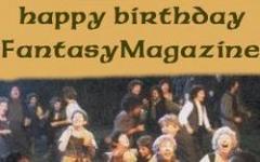 FantasyMagazine compie un anno