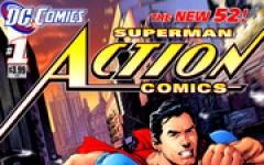 Superman - Action Comics 1