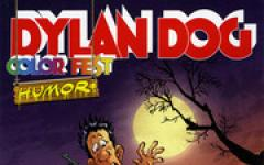 Dylan Dog Color Fest 4 - Humor