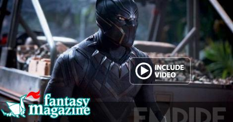 La nuova armatura di Black Panther e lo spot TV ∂  FantasyMagazine.it