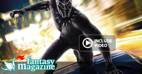 Nuovi trailer e poster per Black Panther ∂  FantasyMagazine.it
