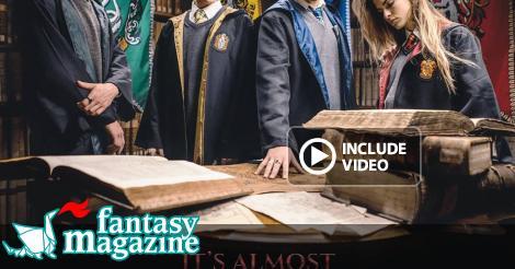 Voldemort: Origins of the Heir  ∂  FantasyMagazine.it
