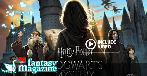 Nuovi dettagli su Harry Potter Hogwarts Mystery ∂  FantasyMagazine.it
