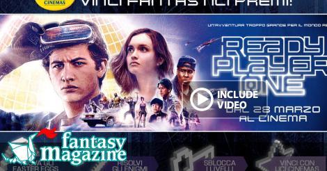 Ready Player One: un easter egg per vincere con UCI Cinemas ∂  FantasyMagazine.it