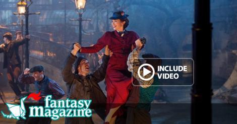 Il Ritorno di Mary Poppins arriva in Home Video con DVD e Blu Ray ∂  FantasyMagazine.it